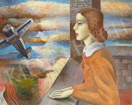 Klie Zoltán - Leány és vasmadár, 1935