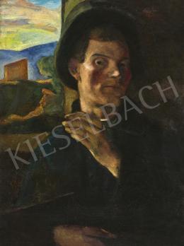 Korda, Vince - Self- Portrait