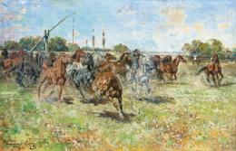 Kubányi Lajos - Ménes, 1911