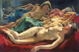 Istókovits Kálmán - Odaliszkek, 1939