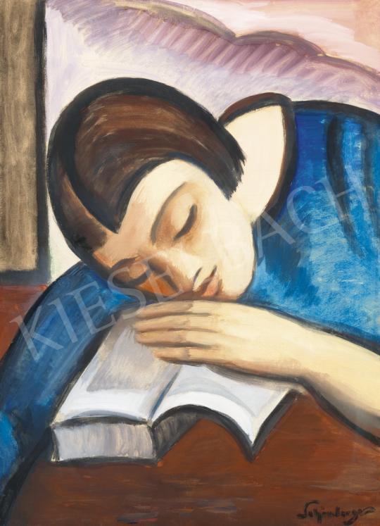 Schönberger Armand - Szerelmes regény, 1930-as évek | 61. Tavaszi Aukció aukció / 121 tétel