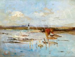 Deák Ébner, Lajos - Angler Boy