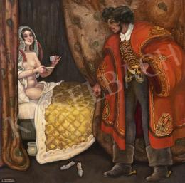 Batthyány Gyula - A hálószoba rejtelmei, 1921