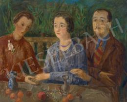 Fenyő György - Együtt a kertben, 1930-as évek