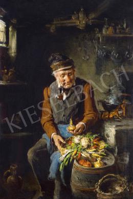 Kern Hermann - Konyhában (A szakács)