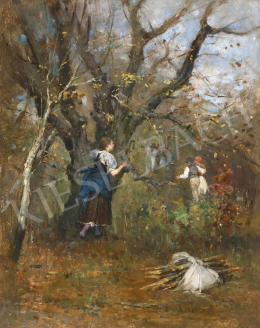 Deák Ébner, Lajos - Dating in the Forest