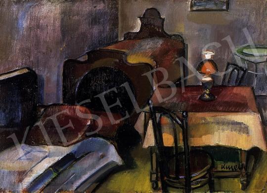 Kmetty János - Hónapos szoba, 1910 körül | 13. Aukció aukció / 7 tétel