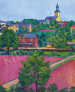 Kosztolányi Kann Gyula - Kisváros, 1912-1914 között