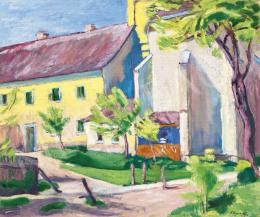 Körmendi-Frim Ervin - Kora tavasz (Szentendre), 1910-es évek