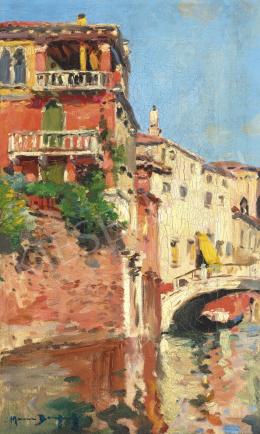 Bompard, Maurice - Venice