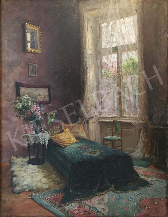 Szontágh, Tibor - Interieur painting