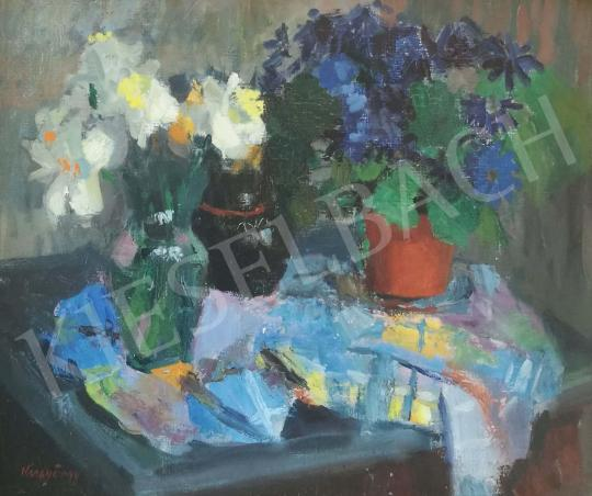 For sale  Miklós Kisgyörgy  - Spring Flowers 's painting
