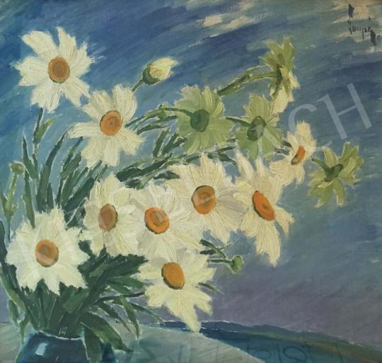 For sale Lampé, Sándor - Daisies 's painting