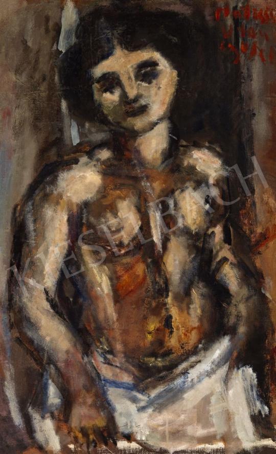 Eladó  Czóbel Béla - Párizsi modell festménye