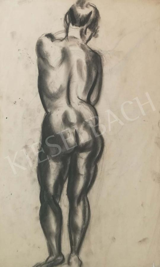 For sale Korb, Erzsébet - Standing Female Nude 's painting