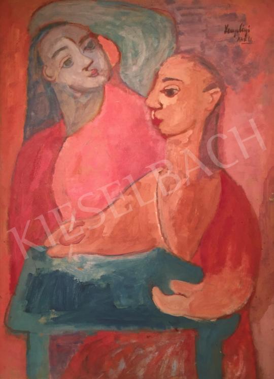 Eladó Zemplényi Magda - Barátnők festménye