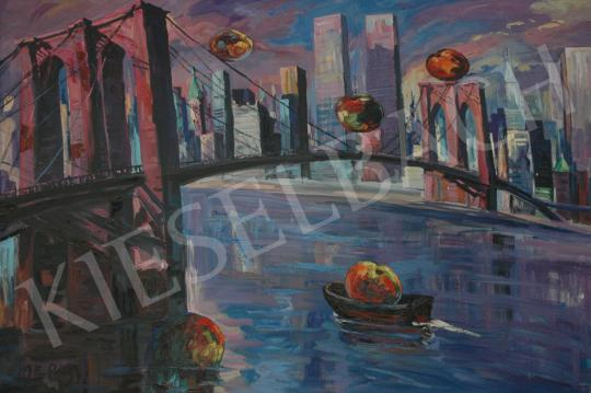 For sale  Emeric - Brooklyn Bridge, 1985 's painting