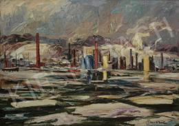 Emeric - Hudson in winter, 1960