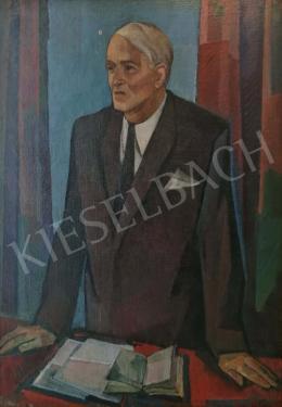 Mohy, Sándor (Mohi Sándor) - Professor