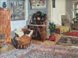 Biai-Föglein István - A művész műterme