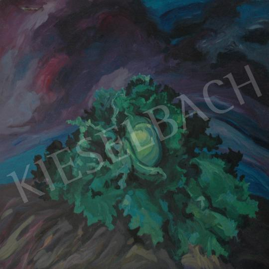 For sale  Emeric - The cabbage, 1988 's painting