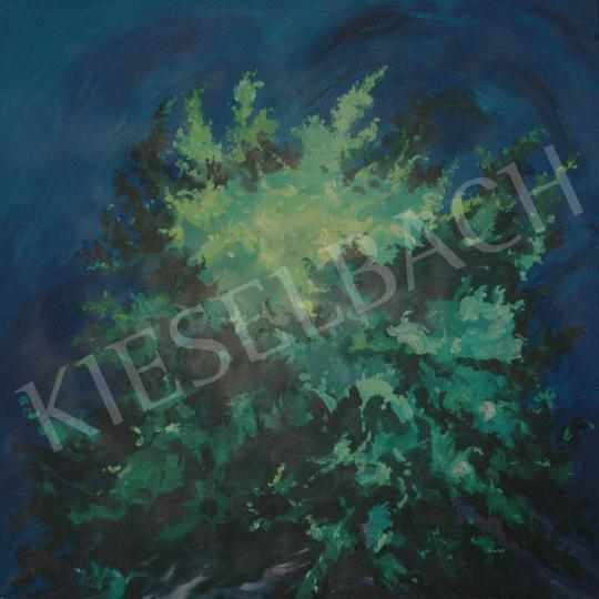 Eladó  Emeric - A csipkés saláta, 1988 festménye