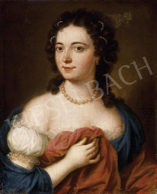 Donát János - Női portré | 13. Aukció aukció / 33 tétel