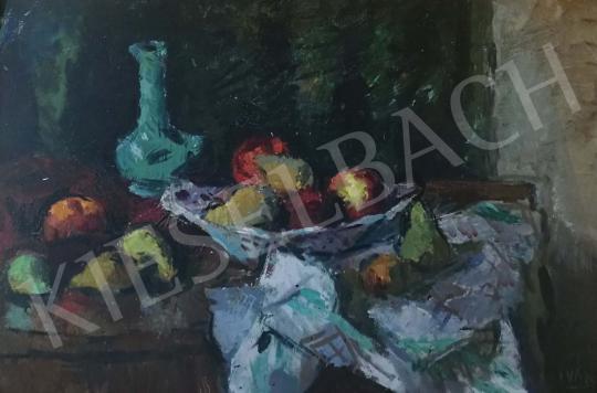 Eladó Iván Szilárd - Őszi gyümölcscsendélet festménye