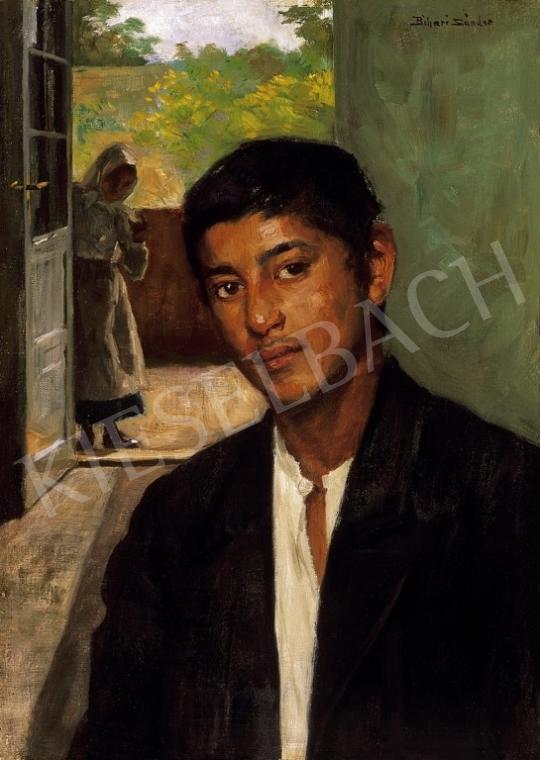 Bihari Sándor - Cigányfiú | 13. Aukció aukció / 34 tétel