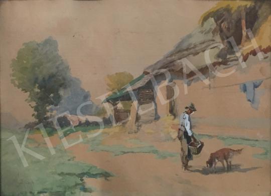 Eladó Neogrády Antal - Szimat festménye