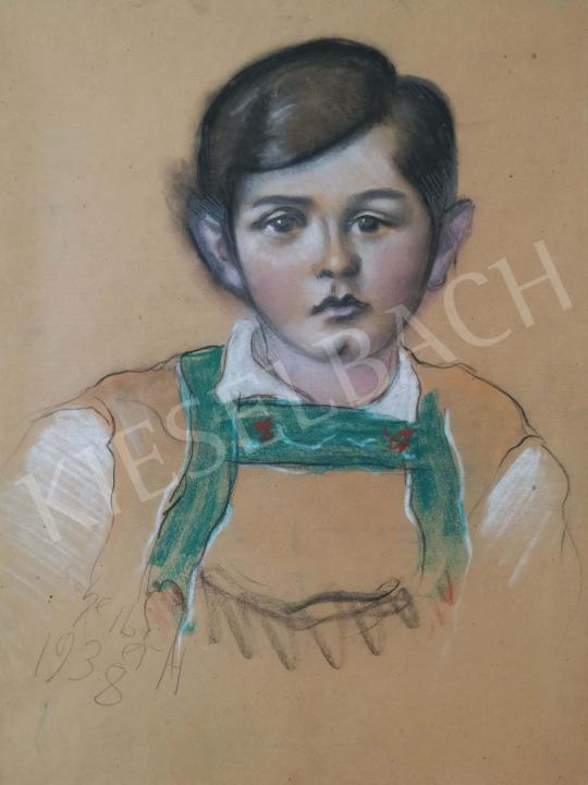 For sale  Scheiber, Hugó - Boy, 1938 's painting
