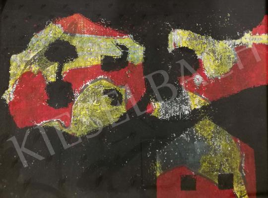 Eladó  Bálint Endre - Ház festménye