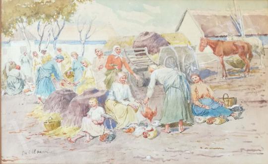 For sale Deák Ébner, Lajos - Szolnok 's painting