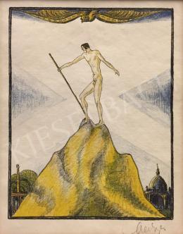 Medgyes László - Vándor, 1917