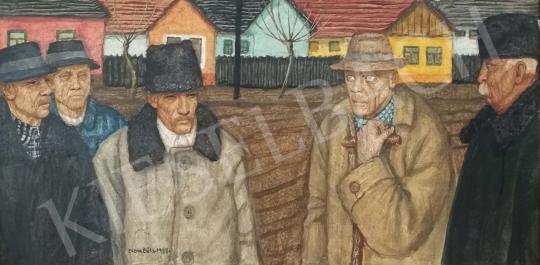 For sale Czene, Béla jr. - Talkers, 1988 's painting