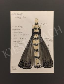 Náray Tamás - Evening dress costume design