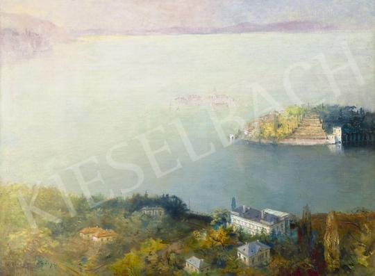 Eladó  Háry Gyula - Isola Bella festménye