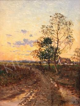 Rubovics Márk - Őszi út