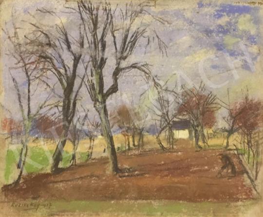 Eladó  Ruzicskay György - Tavasz  festménye