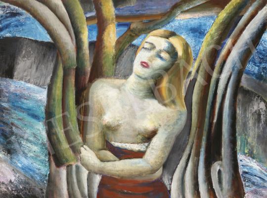 Klie Zoltán - Álom, 1930-as évek | 62. Őszi Aukció aukció / 34 tétel