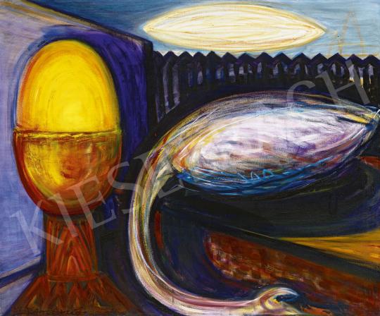 Kazovszkij, El - Tojástartó grál, 2002 | 62. Őszi Aukció aukció / 38 tétel