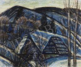 Nagy István - Csíki havasok, 1920-as évek második fele