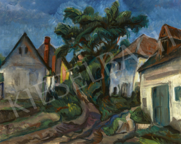 Perlrott Csaba, Vilmos - Szentendre, c. 1935