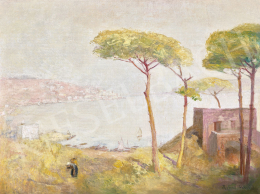 Háry Gyula - Nápolyi öböl (Pozzuoli)