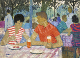 Czene, Béla jr. - Garden Restaurant (Rendezvous), 1962