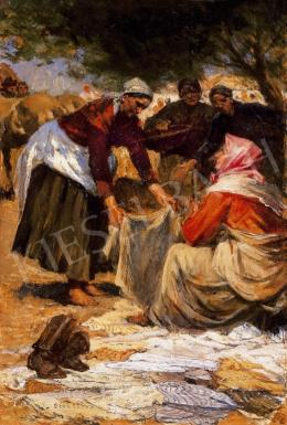 Deák Ébner, Lajos - Fair Scene