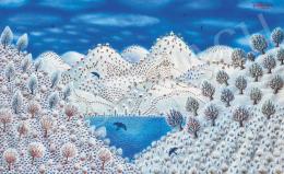 Galambos, Tamás - Winter Landscape, 1987