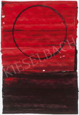 Hencze Tamás - Vörös nap (Horizont), 1973