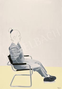 Fehér László - A Bauhaus szék, 1998