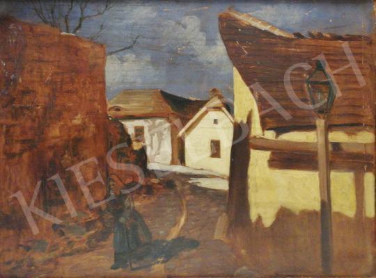 Eladó  Markó Ernő - Délutáni fények festménye